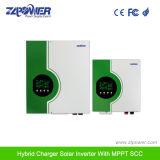 1kw 2kw 3kw 4kw 5kw 6kw 8kw 10kw 12kw MPPT Solarinverter-hybrider Solarinverter