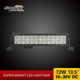 CREE LED di 12inch 72W che lavora barra chiara per ATV