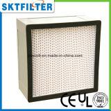 Industria Farmacéutica Deep Pleat Air HEPA Filter