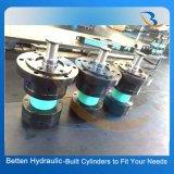 고품질을%s 가진 용접된 유압 액추에이터 실린더 제조자