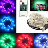 Hot Sale Decore a prova de água LED Flex LED RGB LED Strip Light