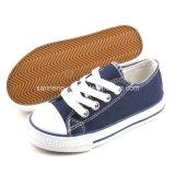 Обувь ботинок холстины малыша вскользь Lace-up классицистическая (SNK-231550)
