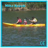 La pesca de la familia 3 Plazas Kayak Sit on Top Wholesale