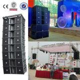 Cvr PRO Audio Dual Professional Line array sistema de altavoces Gabinete + Sound