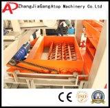 Chaîne de production complète bâti de bloc de ciment faisant la machine avec la commande de PLC de Siemens