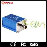 単一チャネルBNCのコネクターのサージ・プロテクターBNCのサージの防止装置