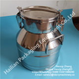 10 litri Small Container Stainless Steel Milk Container con l'iso Certificate