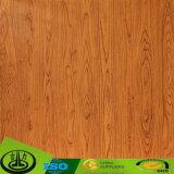 papier décoratif de mélamine de 2460*1250mm pour des forces de défense principale, étage, HPL
