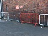 Barriera mobile di sicurezza stradale della barriera di disciplina del traffico e di controllo di folla