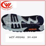 Le type de mode folâtre la semelle d'EVA de chaussures d'Outsole de chaussures