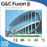 경쟁가격 집을%s 알루미늄 유리제 외벽