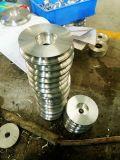 Turnning ha lavorato la carrucola alla macchina di alluminio