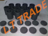 Cadinho da grafita para o Thermal da indução