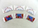 Le tissu des étiquettes personnalisées pour les vêtements minimum faible