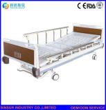 ISO/Ce de drie-Krukas van het Meubilair van het Ziekenhuis van de Kwaliteit de Elektrische Regelbare Medische Prijs van het Bed