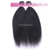 中国の毛の織り方の製造業者100%の人間のブラジルのバージンの毛