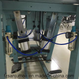 Het hoge In reliëf maken van de Frequentie en Scherpe Machine voor de Dekking van de Schoen