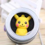 USB bom Pendrive instantâneo da caixa do projeto de Pokemon dos bens