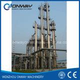 Jh High Efficient Fatory Price Solvente de alta pureza Acetonitrilo Etanol Álcool Equipamentos de destilaria Equipamento de destilação contínua de etanol Destilador de água