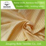 Серебристый Bronzing хлопчатобумажная ткань для тканого платья
