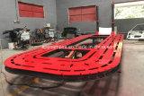 Estrutura Autorobot Banco de reparação de automóveis da Máquina