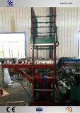 As juntas de borracha profissional fazendo a máquina com a pressão de trabalho ajustável