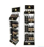 Shelving провода сетки металла стеллажа для выставки товаров провода напитка вина/металла установки высоты/коммуникационный провод хлебопекарни