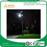 lumière solaire extérieure de jardin de détecteur de mouvement de 9W 12W 18W DEL