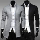 Novo Design de Moda Cardigan Suéter para o homem por grosso