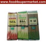 300g органических лапшу в супермаркет (рисовая лапша соба)