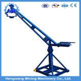 Máquina de elevación eléctrica del alzamiento 800kg el 12m de la grúa en emplazamiento de la obra