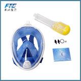 Máscara anti del salto de la cara llena de la niebla del equipo de submarinismo subacuático 2018 que bucea