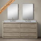 Тщета ванной комнаты древесины дуба Fed-203A классицистическая