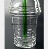 Прозрачная стеклянная пробка чашки труба стекла 9.4 дюймов