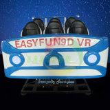 Le plus extraordinaire expérience de réalité virtuelle 6 chaises 9D VR Jeu d'arcade du réservoir de la machine