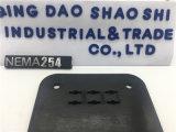 Gaxeta da selagem para o equipamento industrial do selo de borracha