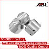 Gomito CC120 degli accessori per tubi dell'acciaio inossidabile