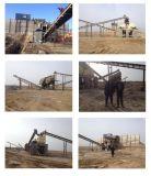Mineral de hierro HP-800/trituradora hidráulicos de la roca/del cono para la explotación minera/el carbón/el sector de la construcción