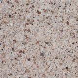 Foshan Série Multicor Laje de Pedra de quartzo Cor personalizada
