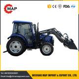 25-150HP Tractor 504 van de Landbouw van de Tuin van het landbouwbedrijf met Cabine