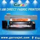 Impresora de sublimación textil directa 1,6 millones de máquina de impresión para el poliéster