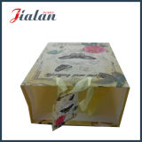 A corda da fita personaliza o saco de papel barato do presente do Glitter da alta qualidade