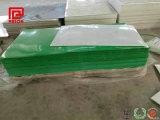 緑色の着色されたHDPEシート
