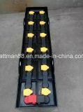de Diepe Batterij van de Vorkheftruck van de Tractie van het Lood van de Cyclus 8pzs1120 24V1120ah Zure