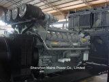 générateur BRITANNIQUE de diesel de Drived d'engine d'alimentation générale de 2500kVA 2000kw