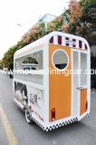 판매를 위한 이동할 수 있는 거리 간이 식품 차