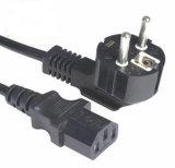 UL-WS-Vde Power Cord für Europa u. Nordamerikaner