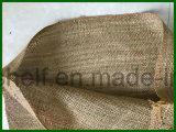 Großhandelsdrawstring-Jutefaser-Beutel für landwirtschaftliche Juteleinwand
