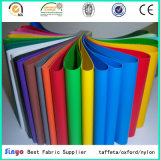 100% Polyester PVC Coated Fabric for Aprons with Handfeeling Software
