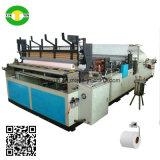 Directa de Fábrica de Papel Higiénico de alta velocidad el equipo de fabricación de papel